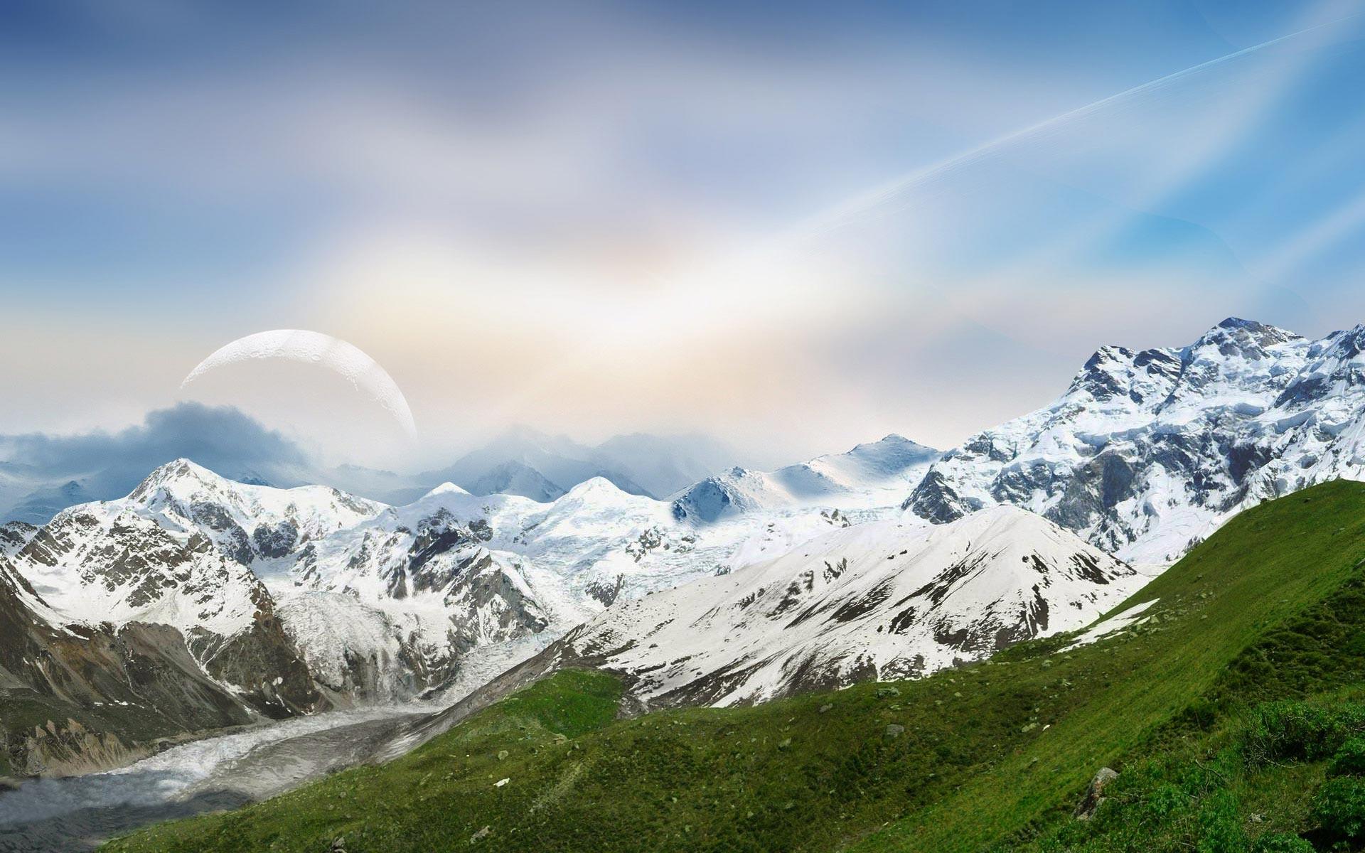 mountain landscapes 29038