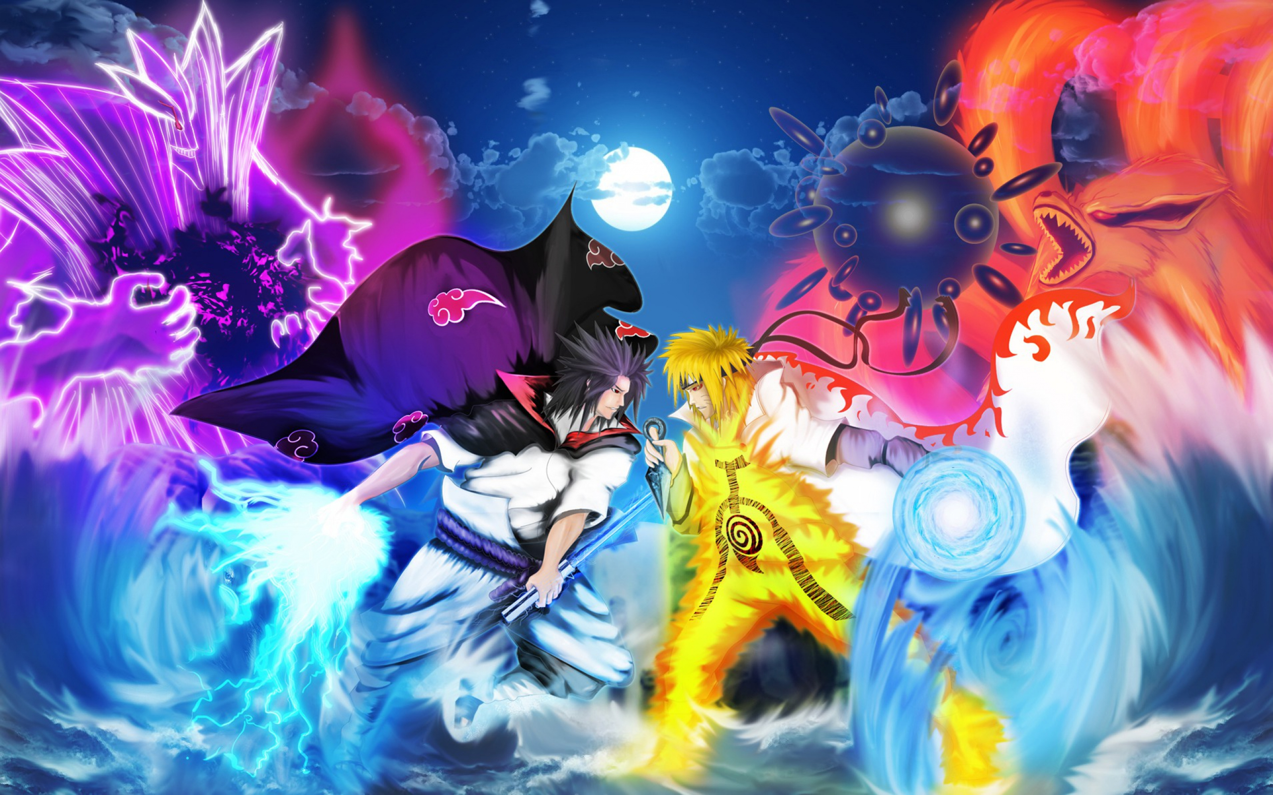 naruto live wallpapers free download