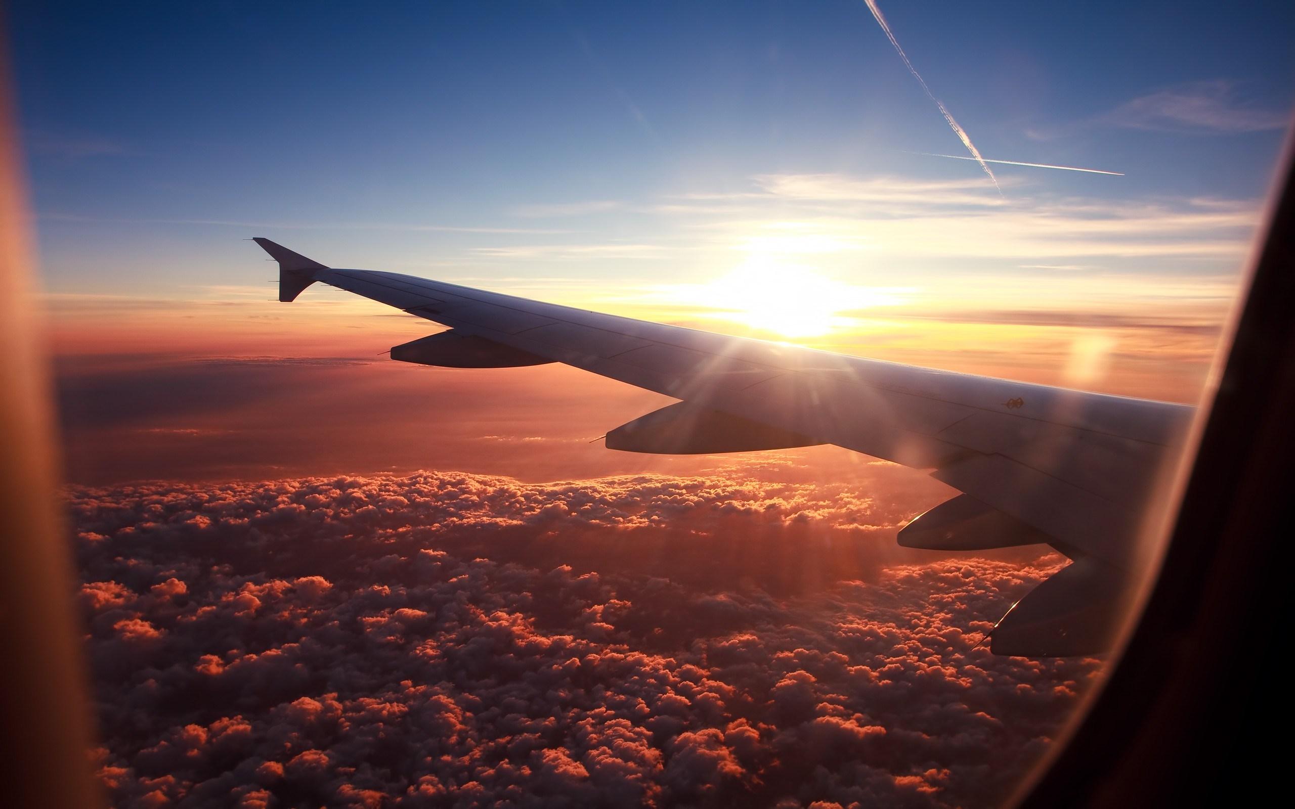stunning aircraft window wallpaper 44139