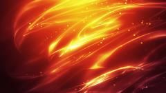 Abstact Flames Wallpaper 31991