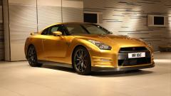 Awesome Gold Car Wallpaper 43451