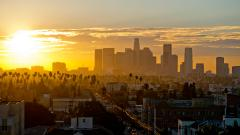 Awesome Los Angeles Wallpaper 41390