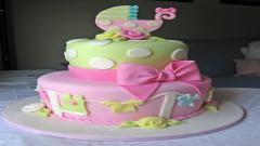 Baby Shower Cakes 6876