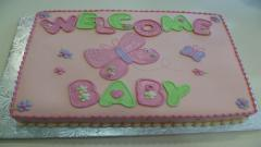 Baby Shower Cakes 6879