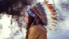 Beautiful Headdress Wallpaper 44551
