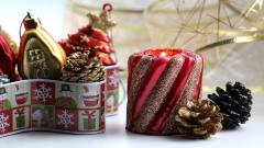 Beautiful Holiday Decoration Wallpaper 41216