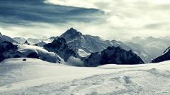 Beautiful Mountain Landscape 29039