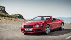 Bentley Convertible Wallpaper 44172
