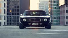 Camaro Car Front Wallpaper 43807