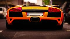 Car Rear Wallpaper 43799
