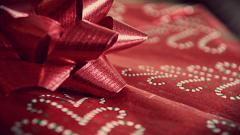 Christmas Bow Wallpaper HD 42847