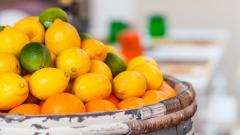 Citrus Fruit Wallpaper 44736