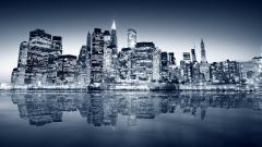 City Lights Wallpaper 24316