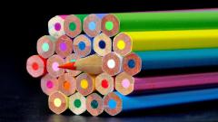 Colored Pencils Wallpaper 40950