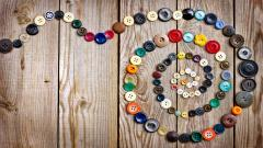 Colorful Buttons Wallpaper 43466
