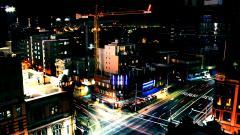 Cool City Lights 24323