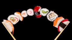 Cool Sushi Wallpaper 41156