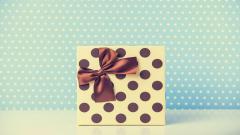 Cute Christmas Bow Wallpaper 42850