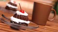 Dessert Cake Wallpaper 44542