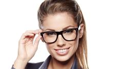 Fantastic Girl Glasses Wallpaper 42787
