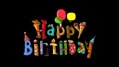 Free Happy Birthday Wallpaper 26587