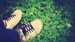 Free Shoelaces Wallpaper 42832
