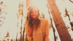 Girl Model Bokeh Wallpaper 39117