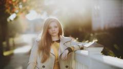 Girl Model Bokeh Wallpaper 39118
