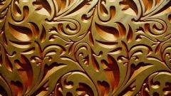 Gold Wallpaper 4590