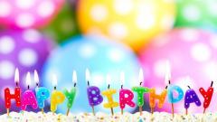 Happy Birthday Wallpaper 26585