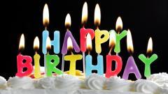 Happy Birthday Wallpaper 26596