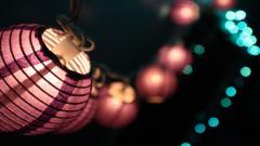 Lantern Wallpaper 23552