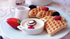 Lovely Breakfast Wallpaper 39131