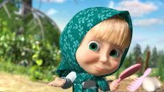 Masha and the Bear 14800