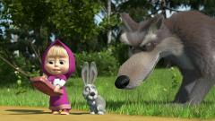 Masha and the Bear Wallpaper 14799