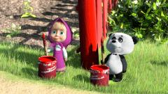 Masha and the Bear Wallpaper 14801
