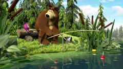 Masha and the Bear Wallpaper 14805