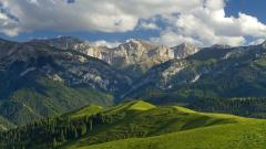 Mountain Landscape Wallpaper 29048