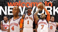 New York Knicks 6813