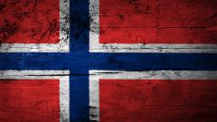 Norwegian Flag Wallpaper 41007