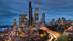 Panoramic City Wallpaper 23556