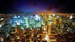 Stunning City Lights Wallpaper 24312