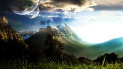 Stunning Fantasy Landscape 29030