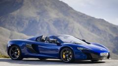 Stunning Mclaren Convertible Wallpaper 44173