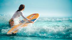 Surfer Girl 28103
