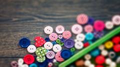 Wonderful Buttons Mood Wallpaper 43469