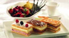 Wonderful Dessert Cake Wallpaper 44544