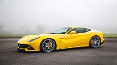 Yellow Ferrari 36215