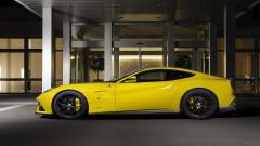 Yellow Ferrari Pictures 36205