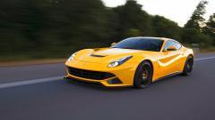 Yellow Ferrari Wallpaper HD 36214